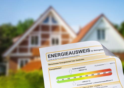 Energieberatung, Energieausweis